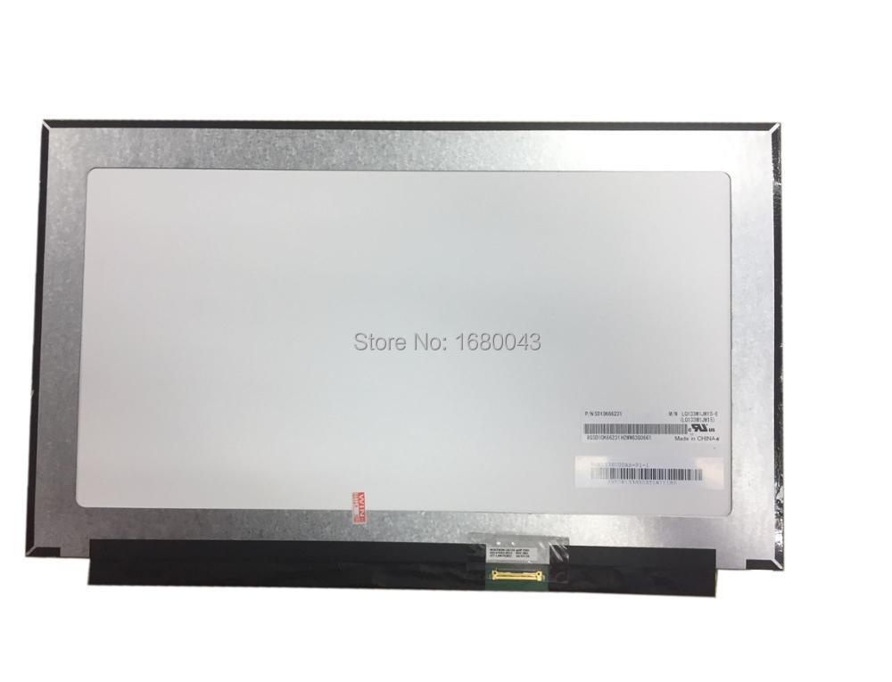 LQ133M1JW15-E LQ133M1JW15 fit LP133WF4 SPB1 NV133FHM-N52 LTN133HL09 IPS eDP 30 pin 1920X1080 Laptop LED SCREEN Panel lp133wf4 spa2 fit lp133wf4 sp a2 lp133wf4 spb1 lp133wf4 sp b1 ips edp 30 pin 1920x1080 laptop led screen panel
