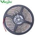 IP65 À Prova D' Água 300 leds/5 M SMD 3528 RGB LED Tira Flexível Fita Diodo 12 V Fita LED 60LED/M Ledstrip para Decoração de Casa