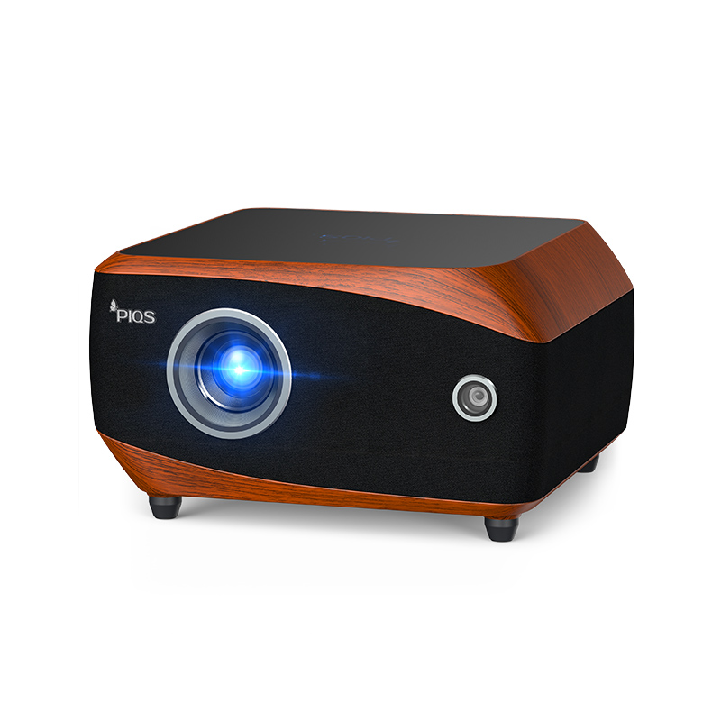 Laser Projector,Full Hd,5120 Lumens, Support 1080P,3D,Wifi,HDMI,4K Portable LED Projector, Home Cinema, Auto Keystone Correction