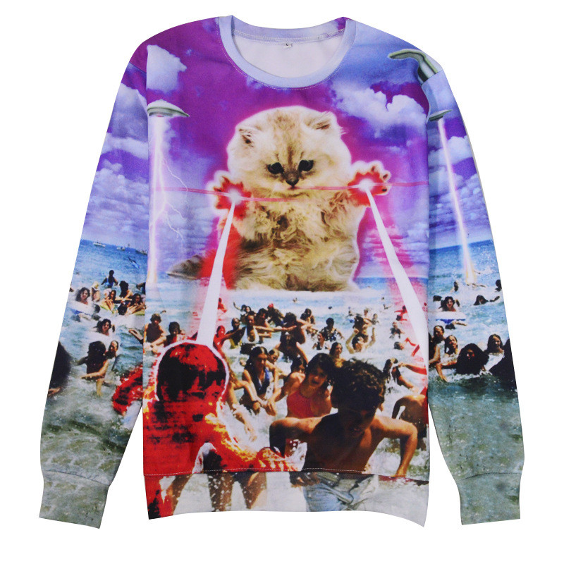 Online Get Cheap Funny Cat Sweatshirts -Aliexpress.com | Alibaba Group