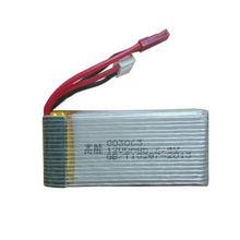 Free shipping! 7.4V 1200mAh 30C Lipo Battery JST Plug For RC MJX X101 YiZhan Tarantula X6 Drone стоимость