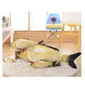 3pcs/lot High Quality Cartoon Fish Plush Doll Realistic Children Toys Hold pillow For Birthday Baby Gifts