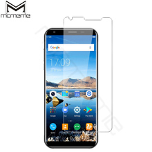 MCMEME For Oukitel K5 Tempered Glass 9H 2.5D Ultra-thin Protective Film Explosion-proof For Oukitel K5 K 5 Screen Protector Film [hk stock]original tempered glass screen protector ultra thin premium tranparent screen glass film for oukitel k10000 smartphone