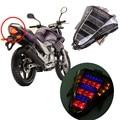 Abs trasero de la motocicleta led de freno luz trasera de la motocicleta para yamaha r15 2014-2016 moto señal de vuelta indicador luces integradas