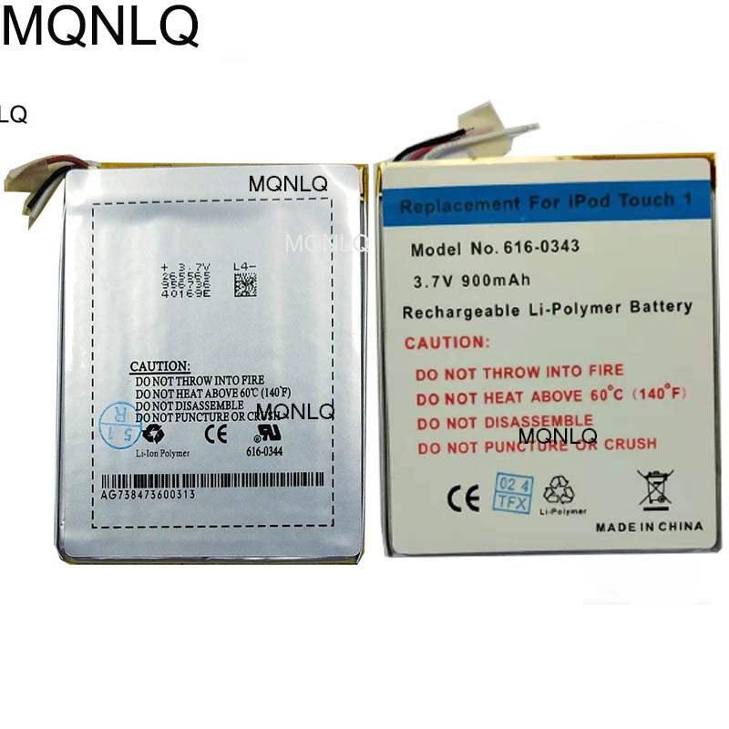 New Internal Replacement Battery For iPod Touch 1 1th Generation(China)