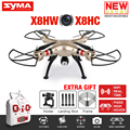 Newest X8HW FPV RC Drone With WIFI Camera 2,4G 6-Axis X8HC HD Camera RC Quadcopter helicopter with Hovering Function VS X8SW