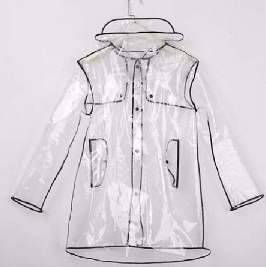 Popular Clear Raincoat Women-Buy Cheap Clear Raincoat Women lots ...