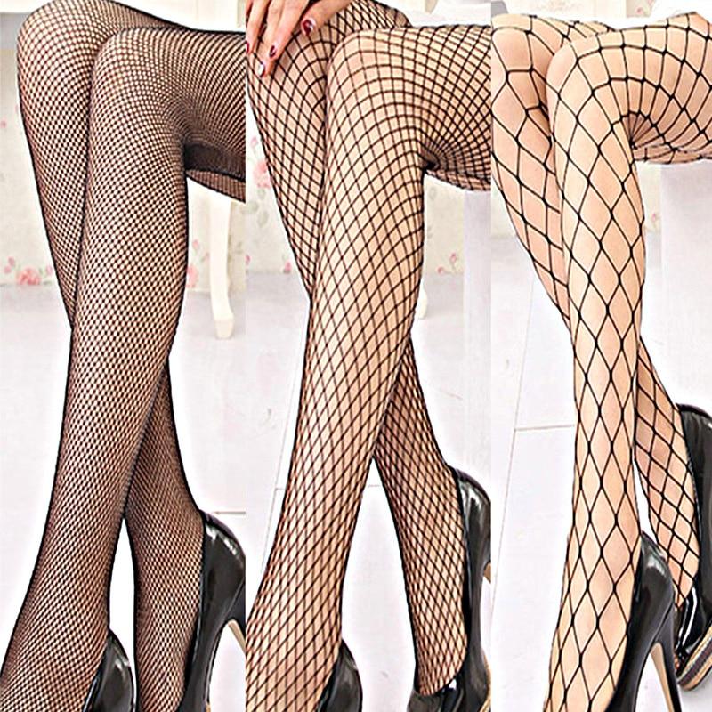 Hot Sexy Women Girls Fashion High Quality Fishnet Bodystockings Pattern Pantyhose Tights Stockings