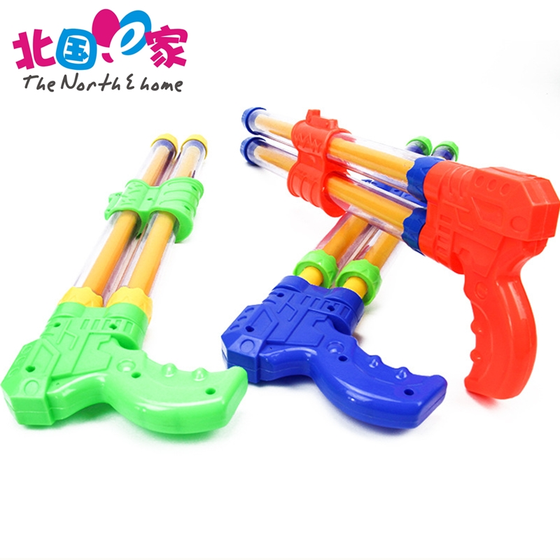 Children Summer Swimming Beach Toys 3pcs/lot Hot Foam Water Pistol / High-capacity Super Cannon Soaker Toy water guns shooter
