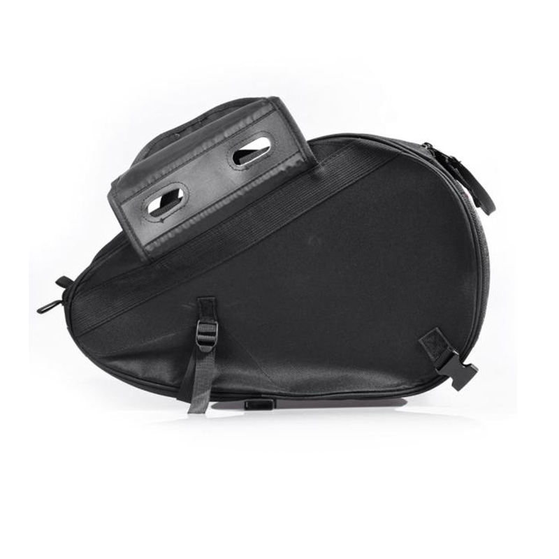 Image 3 - new High Quality Waterproof Moto Tail Luggage Suitcase Saddle Bag Motorcycle Side Helmet Riding Travel Bags With Rain Cover