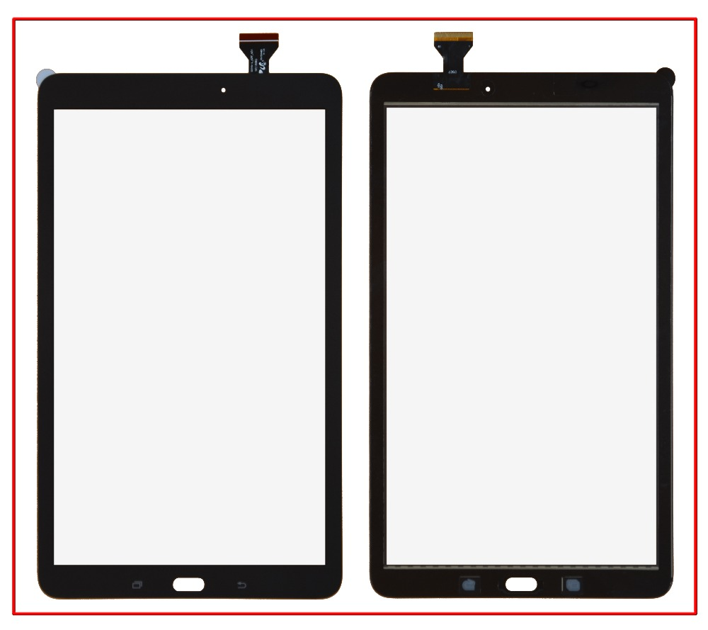 OPesea 9.6'' For Samsung Galaxy Tab E 9.6 SM-T560 SM-T561 T560 T561 Touch Screen Digitizer Front Panel Sensor Glass Replacement
