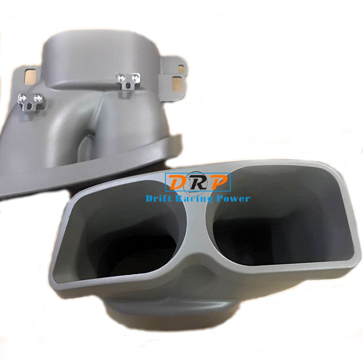 Best quality304 Stainless Steel Exhaust Muffler Tips Pipe For Mercedes W222 W212 W205 R231 W218 Benz
