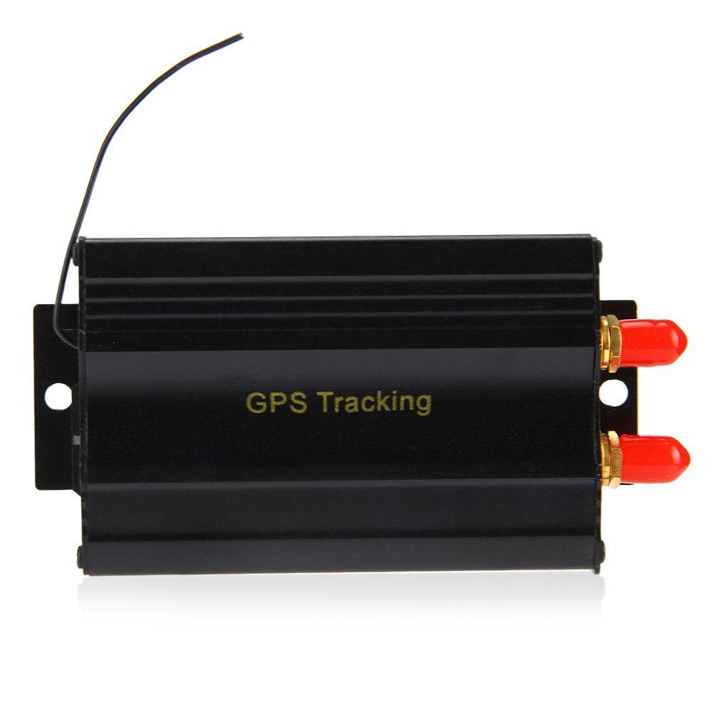 imágenes para Alta Calidad GPS Del Coche Sistema de Seguimiento GPS GSM GPRS Vehículo Tracker Localizador TK103B con Mando a distancia SD Tarjeta SIM Anti-robo