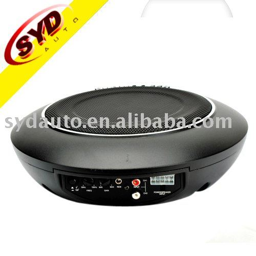 Low Price 6 Inch Active Car Subwoofer 600d Car Stereo Hifi Subwoofer