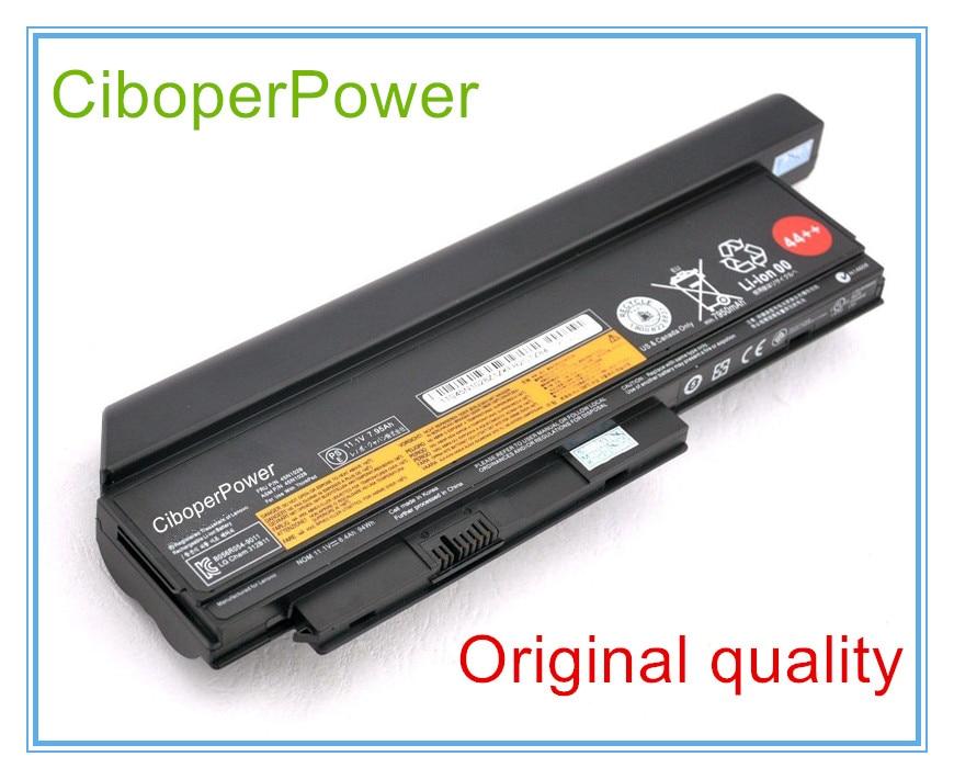11.1 В 94WH Оригинальный Новый ноутбук Батарея для <font><b>X230</b></font> X230I 45N1029 45N1028 45N1172 45N1022 9 Cell 44 + +