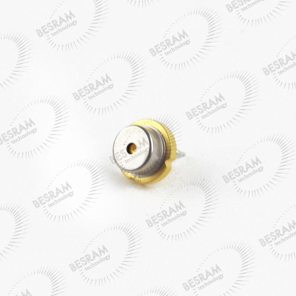 445nm 450nm 3.5W 3500mW Blue Laser Diode LD TO-5 9mm Nichia NDB7A75 not new 16 50mm 9 0mm laser diode housing w 405nm glass lens