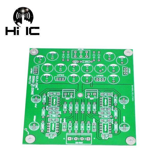 MMCF10 HIFI LP fonógrafo MM amplificador RIAA Phono preamplificador PCB