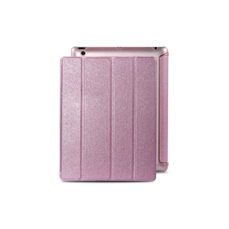For Apple Ipad 2 Ipad 3 Ipad 4 Tablet Case Smart Sleep Wake Thin Light Stand Leather Holder Back Silicone Cover For Ipad 2 3 4