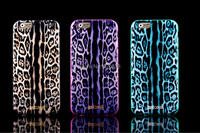 Lifelive Leopard Print PU Case For Iphone 6G 4 7 Case Free Shipping