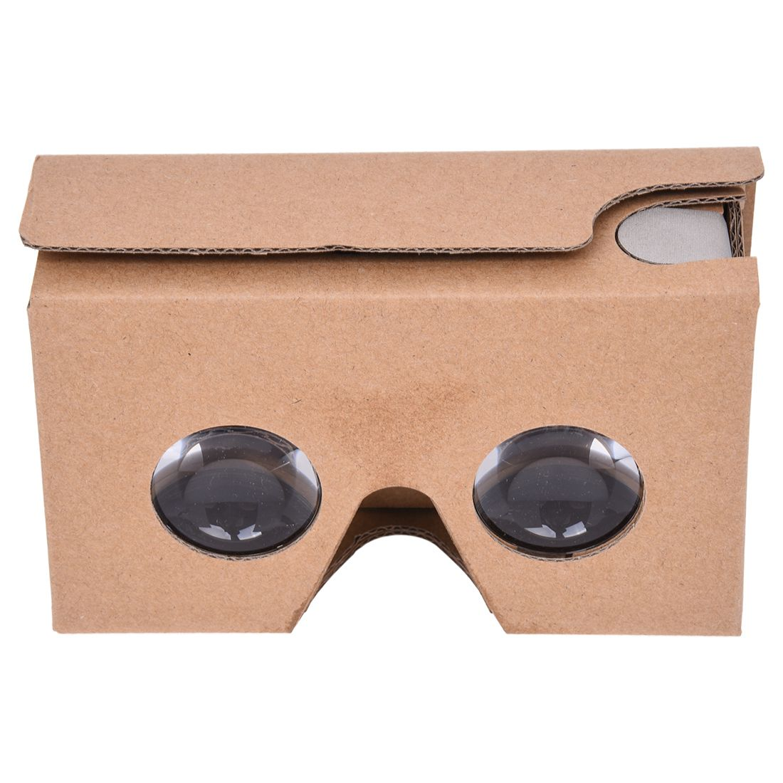 SCLS For Google Cardboard V2 3D Glasses VR Valencia Fit 6Inch Smartphone+Headband