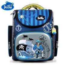 купить 1-4 grade Children School Backpack for girls Boys Orthopedic Backpack Children School Bag Backpack Children Girls Boys Schoolbag по цене 3247.67 рублей