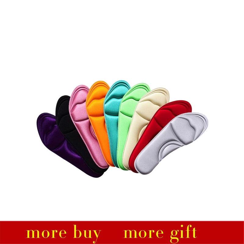 EXPfoot new style 3 Color Memory Foam Insole  Custom Foot Massage Insoles Plantar Fasciitis Shoe Insole Pads For Men and Women 10 pairs once time free shipping 2015 newest memory foam insole custom foot massage insoles women and men shoes insole