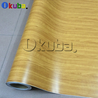 Woody Style Graphics Vinyl Wood Stickers for Car Styling Indoor Wood Adhesive Wood Grain Vinyl Film Sheet full body car sticker