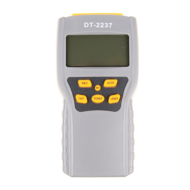 2,5 rpm 99,999 rpm Digital Motor Tachometer LCD Elektronische Laser ...