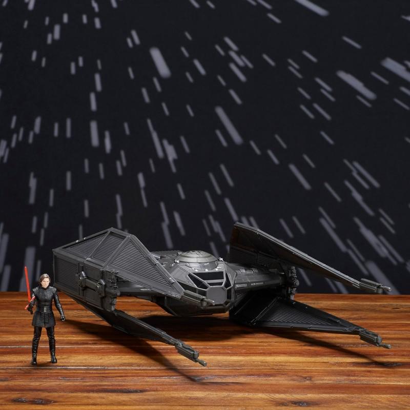 Star Wars Force E8 enlace Starter Set que incluye enlace de fuerza Figuras accion