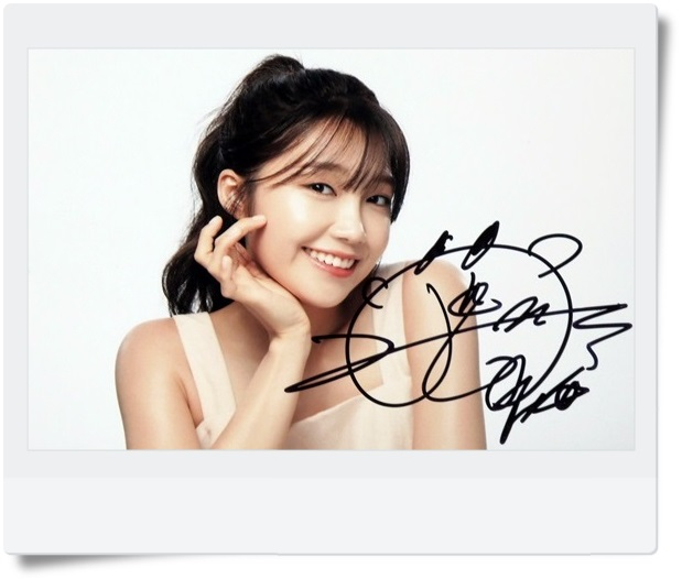 signed APINK Jeong Eun Ji autographed  original photo 6 inches freeshipping 062017 03 snsd yoona autographed signed original photo 4 6 inches collection new korean freeshipping 03 2017 01
