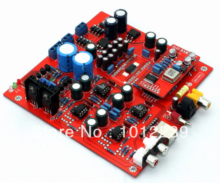 PCM1794+WM8805 DAC decode board (not including USB card) babyliss 8805 купить в спб
