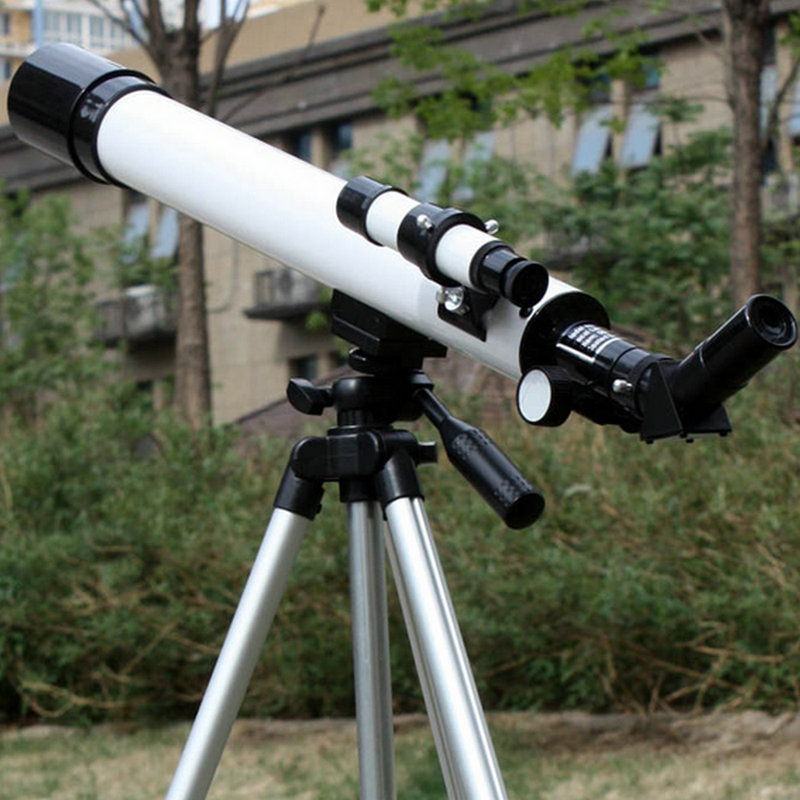 D50t (600 / 50) children with monocular Space Telescope (Christmas gift or New Year gift) free delivery children with monocular space telescope 600 50mm