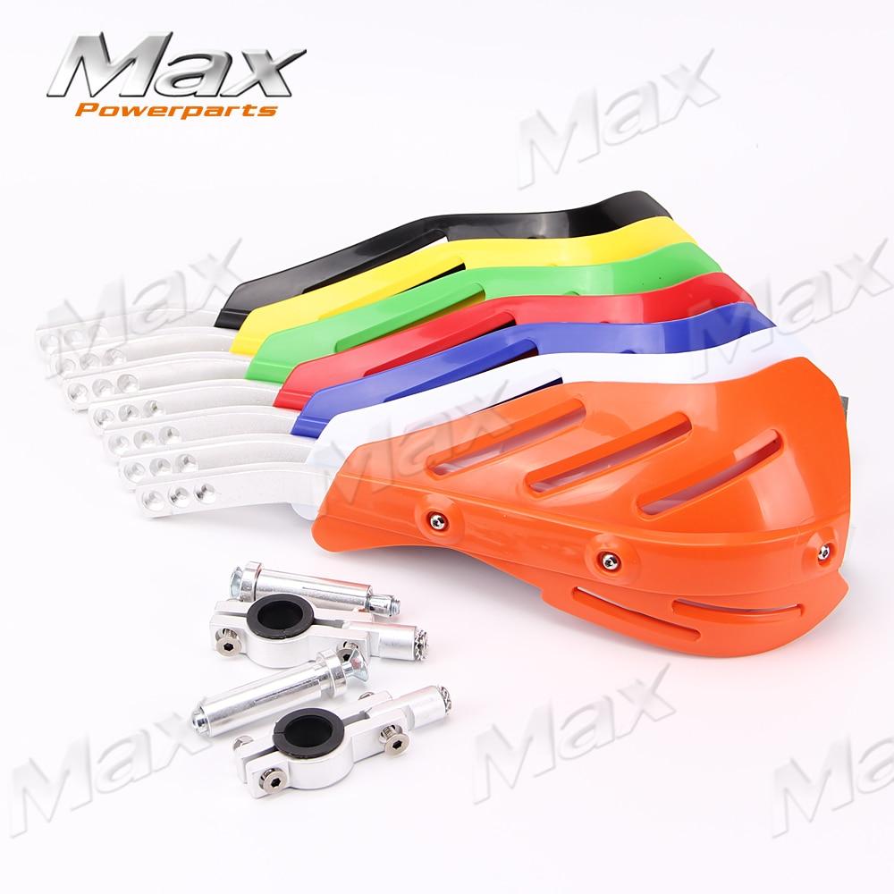 Motorcycle Motorcross Dirt Bike Handlebar Handguards <font><b>Hand</b></font> Guards CR CRF 150 250 450 YZF KXF RMZ IRBIS TTR