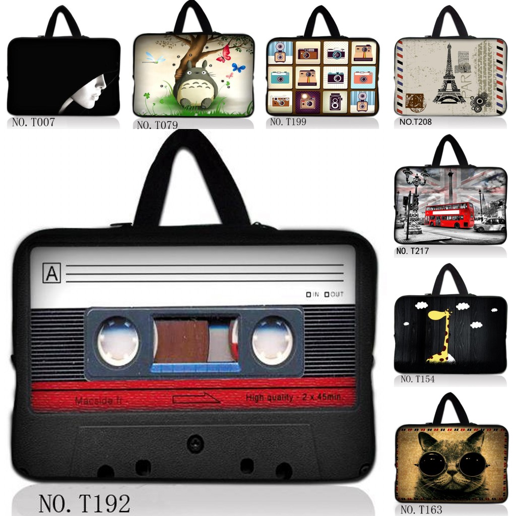 """14"""" Laptop Sleeve Notebook Case Cover Bag Pouch For HP Chromebook 14 Chrome OS /14.1"""" Inch SONY"""
