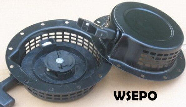 Qualité supérieure! Démarreur à rappel par traction Assy pour MZ360/185F 04 temps refroidi par Air petit moteur à essence, pièces de générateur EF6600