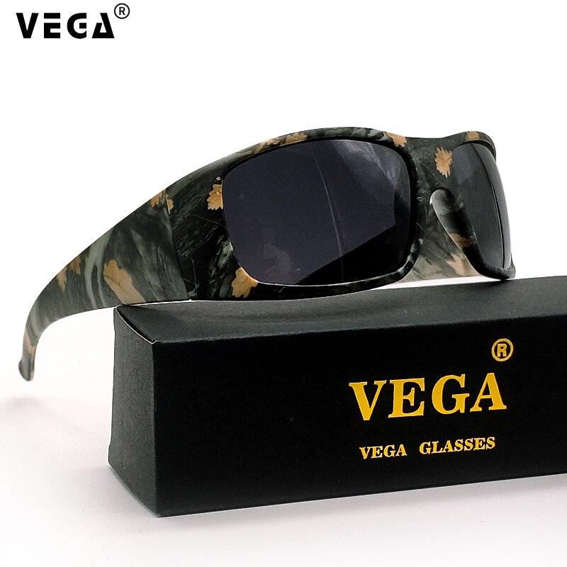 40ee7db9c VEGA Óculos Melhor Camuflagem Esportes Óculos de Motociclista Camo Das  Mulheres Dos Homens Óculos De Sol