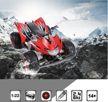 2017 Educational rc toy 9602 2 4G 1 22 20KM H All terrain High speed RC