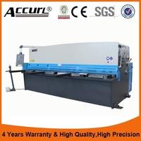 Accurl AC MS7 10 3200 Manual Foot Metal Sheet Shearing Machine