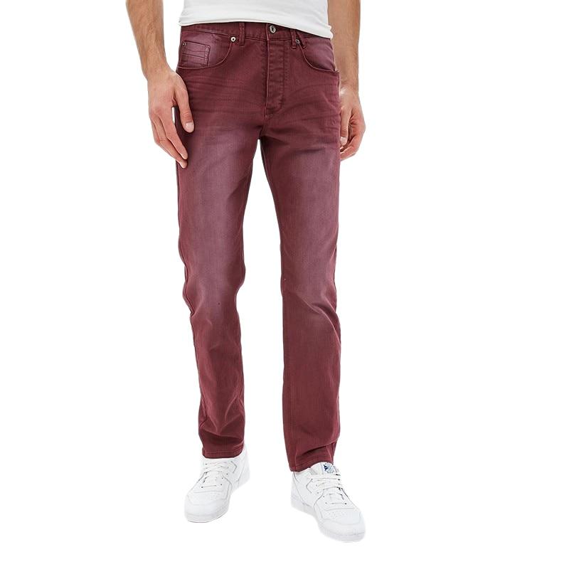 Pants MODIS M182M00215 trousers for male for man TmallFS ellevon snail cream крем для лица антивозрастной с экстрактом улитки 100 мл