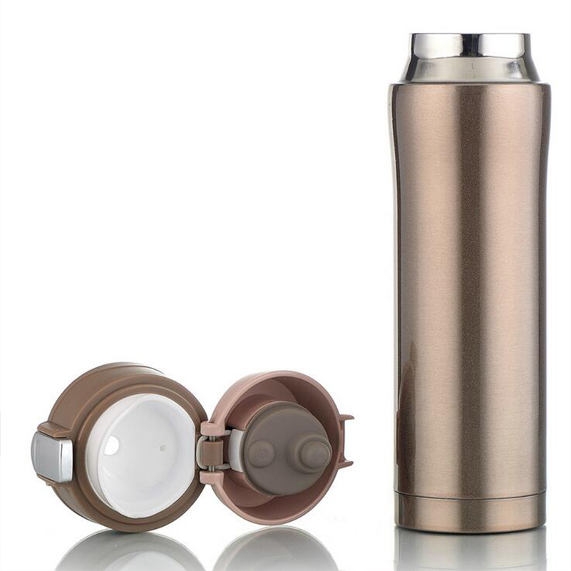 HOT SALE 500ml /350ml Stainless Steel Thermos Cups Thermocup Insulated Tumbler Vacuum Flask thermo Coffee Mugs Travel Bottle Mug