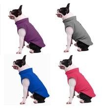 winter clothing Cashmere vest for pet dog coats for warm clothing big pet dog clothes winter coat large dog Cashmere vest S--XL