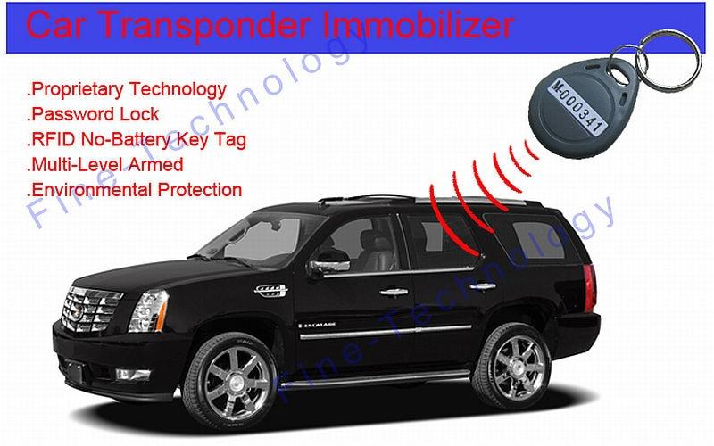 UnermüDlich Freies Verschiffen Auto Alarm Rfid-technologie Transponder Wegfahrsperre Manipulationssichere System Festsetzung Der Preise Nach ProduktqualitäT