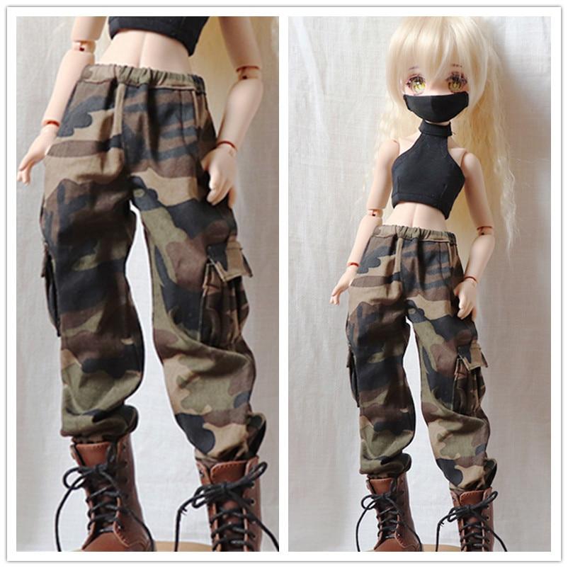 "Pants Clothing For 1//6 11/"" 27/"" BJD doll AOD YOSD DOD DK DZ Blue Jeans Coat"