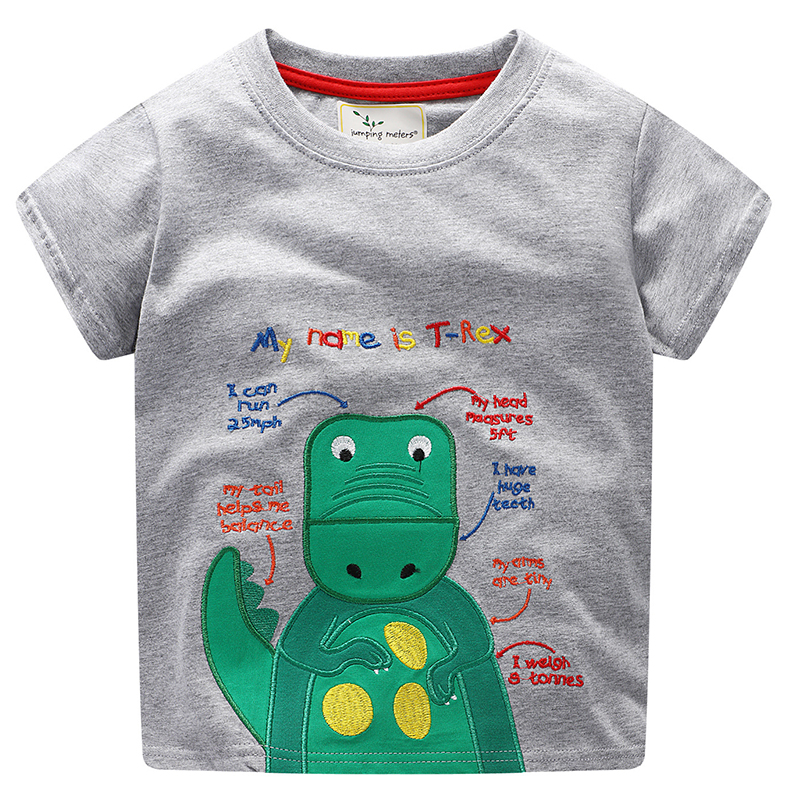 967230db Aliexpress.com : Buy Children T shirts for Boys Clothes 2018 Brand Baby  Boys Summer Tops Tee Shirts Fille Animal Print Kids T shirts Boy Clothing  from ...