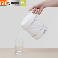 Xiaomi HL Folding Electric Kettle Handheld Instant Heating Electric Water Kettle Auto Power off Protection Wired Kettle For Home