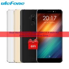 "Ulefone S8 Смартфон Android 7.0 MT6580 Quad Core 1.3 ГГц 1 г Оперативная память 8 г Встроенная память 5.3 ""HD IPS двойной задней линзы 13.0MP 3000 мАч отпечатков пальцев"