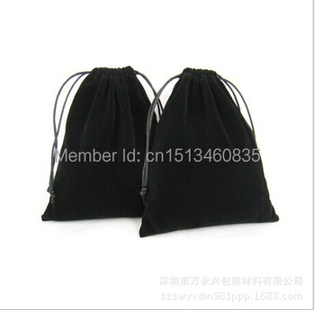 customize&wholesale small velvet jewelry pouch velvet gift pouch velvet drawstring pouch bag custom logo for accessories shaver