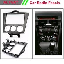 Car radio fascia frame Facia face dash install fitting trim kit for MAZDA RX 8 2003-2008 ( Manual Air-Conditioning) 2 DIN