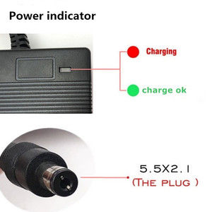 Image 5 - 14.4V 14.8V 5A DC 16.8V Three stages Lithium Battery Charger for14500 14650 17490 18500 18650 26500 Polymer lithium battery Pack