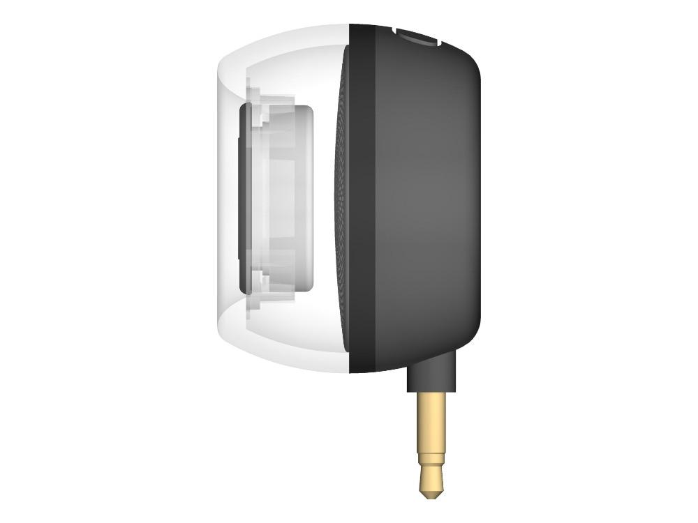 Portable HIFI 3D Surround 3,5 мм Aux Audio Jack Mini сымсыз - Портативті аудио және бейне - фото 5